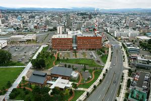旭川合同庁舎1