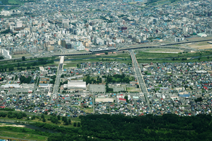 北彩都あさひかわ景観2